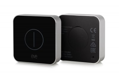 Elgato Eve Button front and back