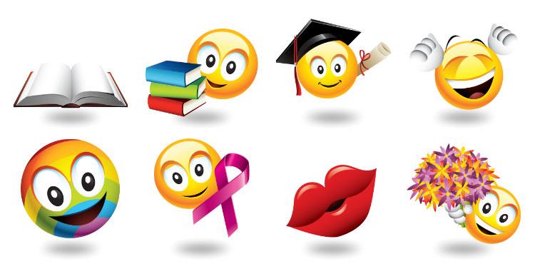 Emoti Emoji samples