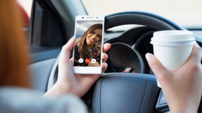 facetime driving