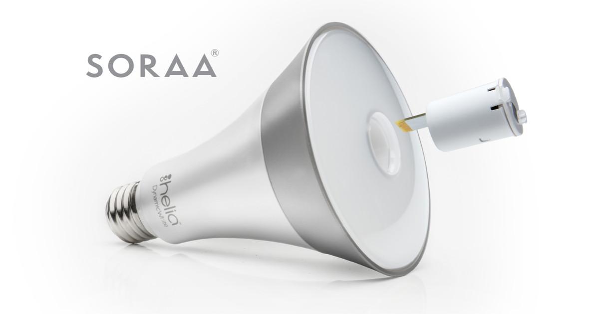 See and Sleep Smarter with the Helia LED Bulb from Soraa ...