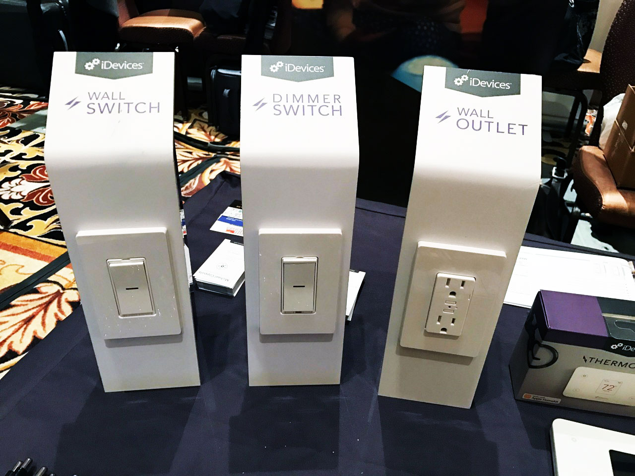 iDevices Introduces HomeKit Wall Switch, Wall Dimmer, Wall Outlet