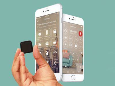 Klikr with two iPhones