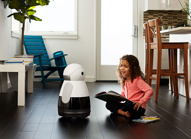 This Adorable Home Robot Totally Won't Murder Your Entire Family