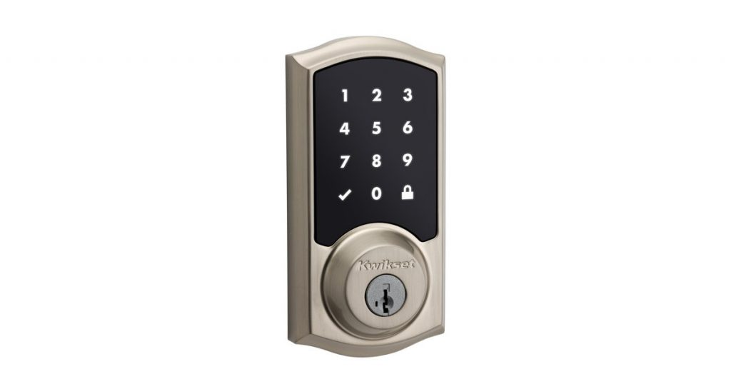 Kwikset Premis HomeKit Compatible Smart Lock