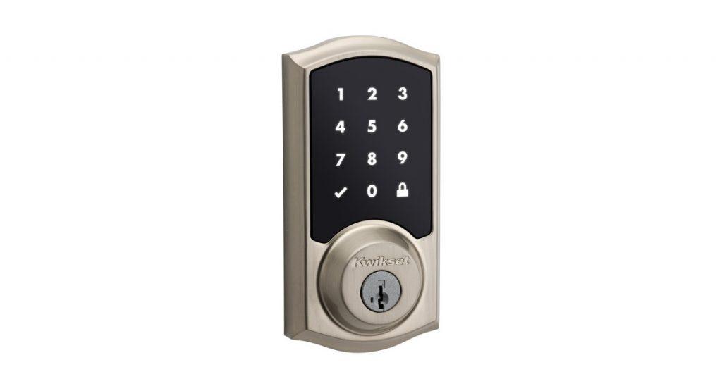 Kwikset Premis HomeKit Compatible Smart Lock