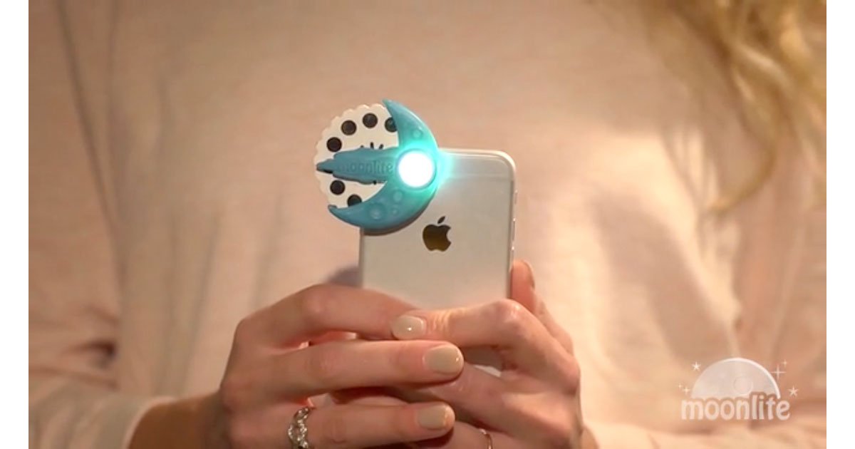 Moonlite Story Projector for iPhone