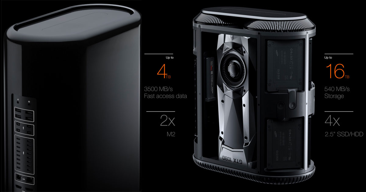 The Mac Pro Fan Concept You'll Wish Was Real