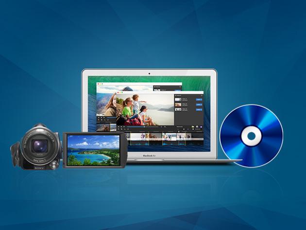 Easily Capture Your Screen, Burn Digital Media & Edit Videos Seamlessly: $49