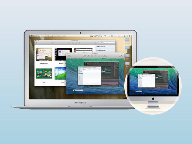 Control Your Devices with Screens 3 for Mac: $12.99