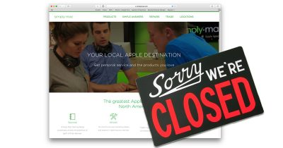Some Simply Mac stores closing due to poor performance
