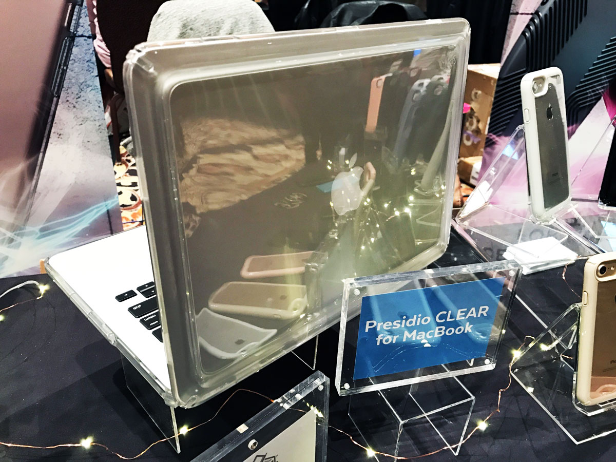Speck's Presidio CLEAR for MacBook Pro Has 4-Feet Drop Protection