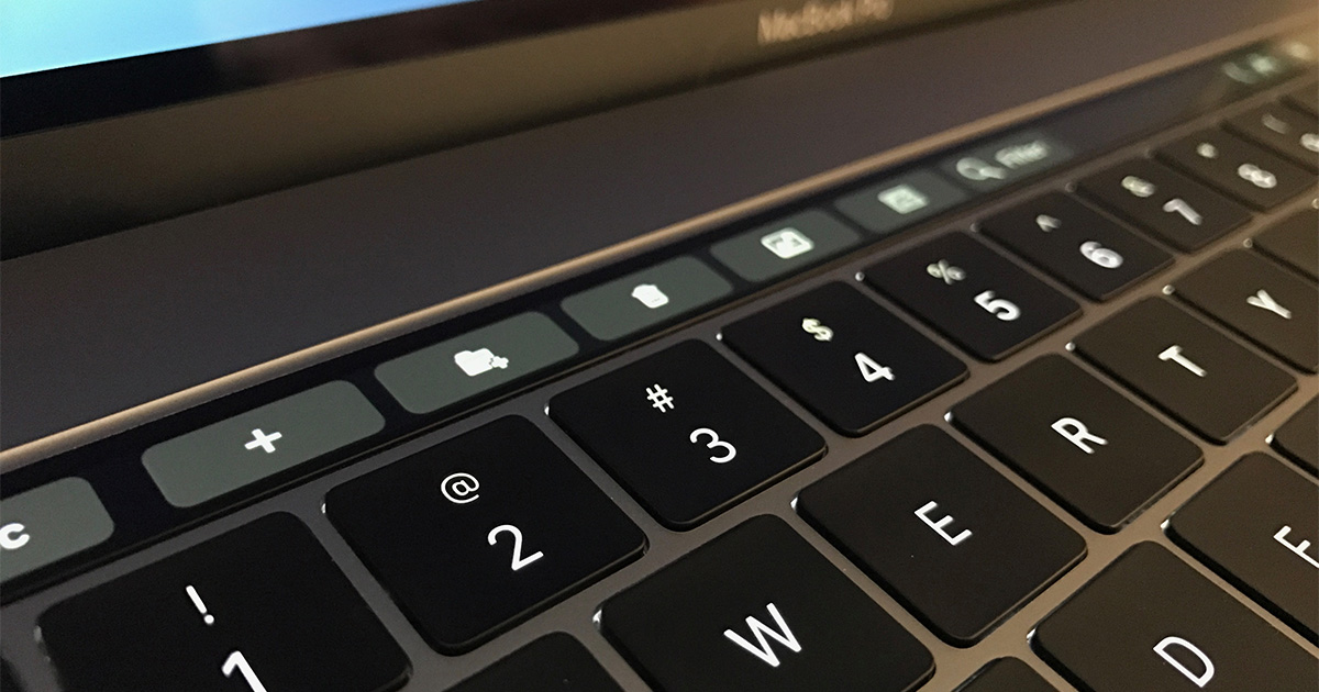 TextExpander Adds MacBook Pro Touch Bar Support