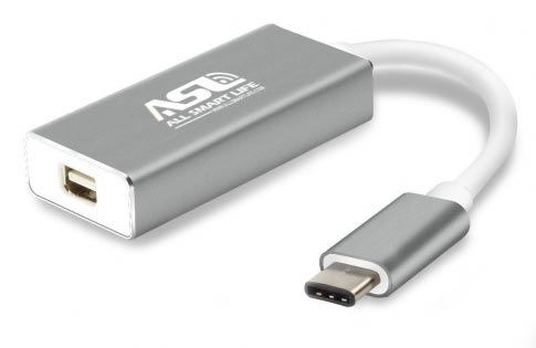 How to Connect Your 2016 MacBook Pro to a mini DisplayPort