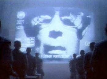 "Apple's legendary ""1984"" TV ad."