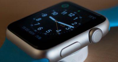 Apple Watch Status Icons