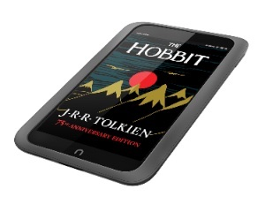 Barnes & Noble e-book reader, Nook