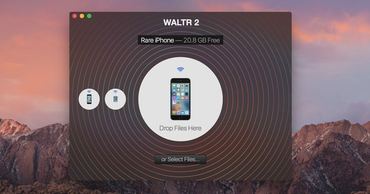 WALTR 2 Wi-Fi