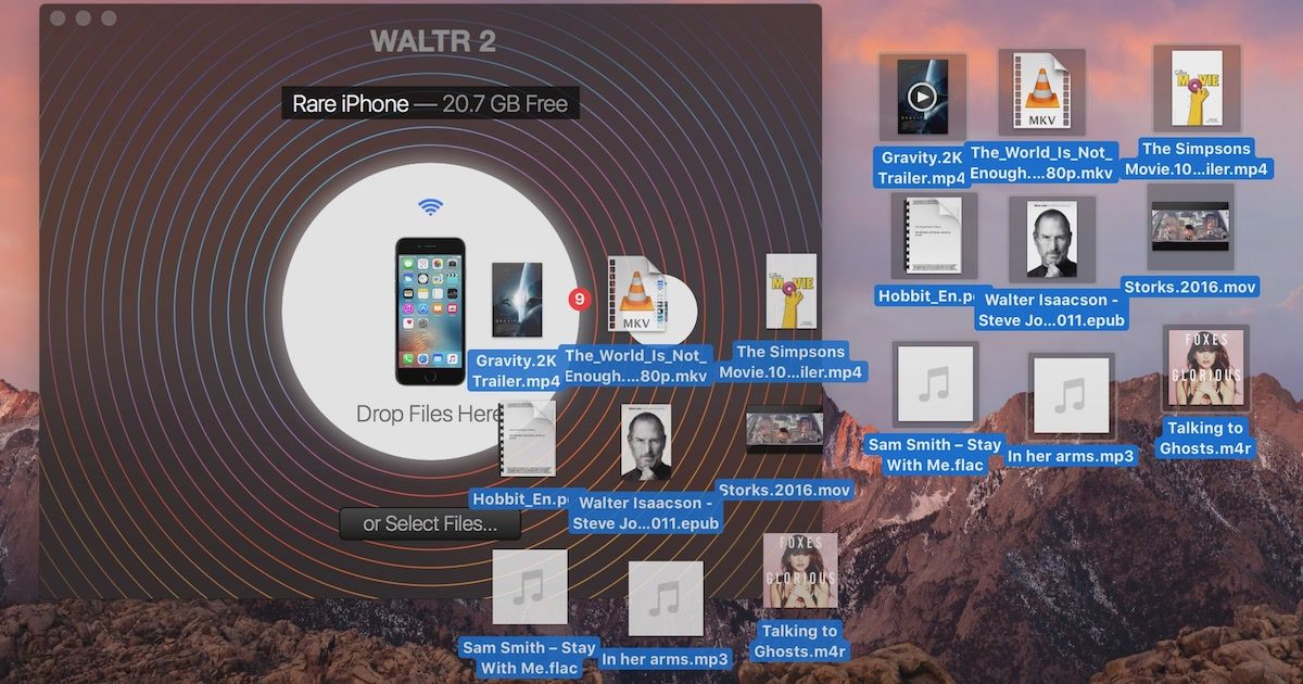 WALTR 2 as an iTunes replacement
