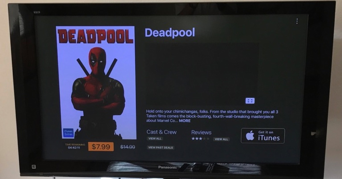 Fox Launches 'Movie of the Day' App on Apple TV