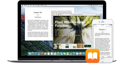 Self publish on iBooks