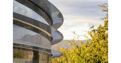 Apple Park, Apple's new San Jose headquarters, opens in April 2017