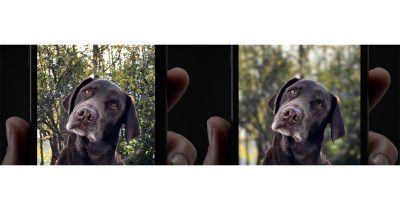 Screenshots from Apple's Soulmate Spot,