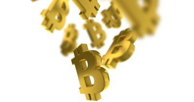 Bitcoins Raining Down