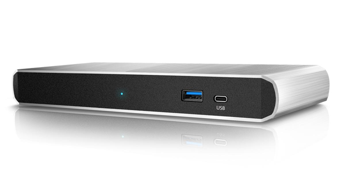 CalDigit Ships its TS3 Light Thunderbolt 3 Dock for MacBook Pro
