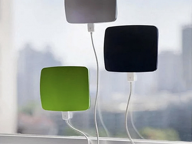 Cling Bling Window Solar Charger: $27.99