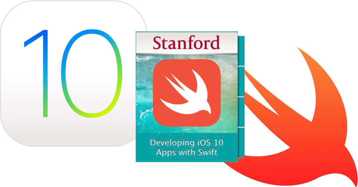 Stanford's 'Developing iOS 10 Apps with Swift' free on iTunes U