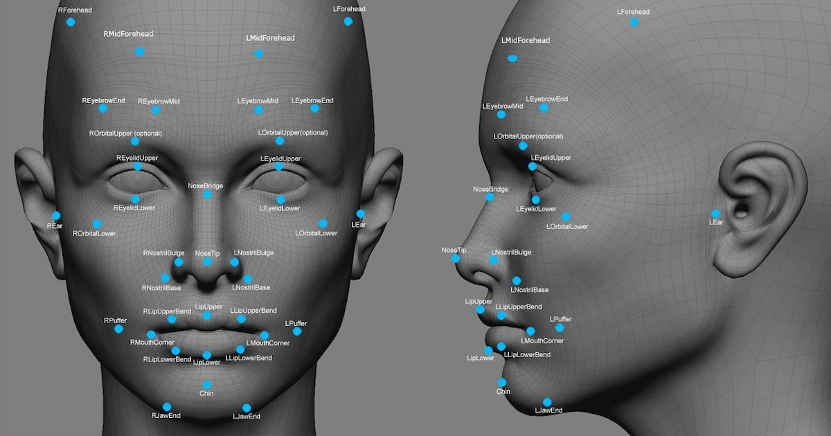 Facial recognition technology like this could come to the next iPhone