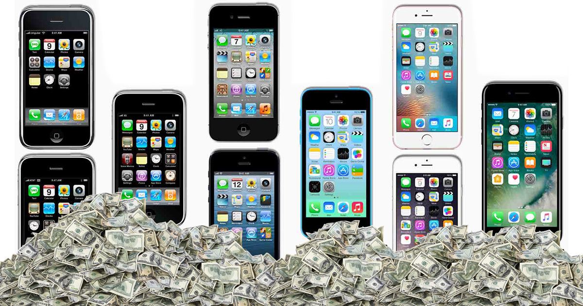 10th anniversary iPhone 8 to cost over $1,000
