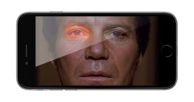 Apple may use iris scanning in the iPhone 8