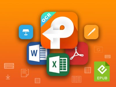 PDFConverterOCR 4 and Supported App Icons