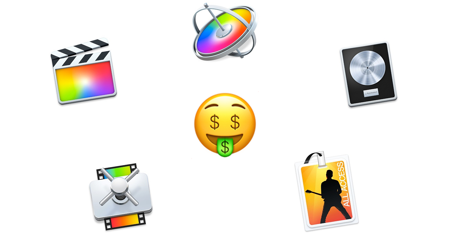 Apple's pro Mac apps bundle deal for students and teachers