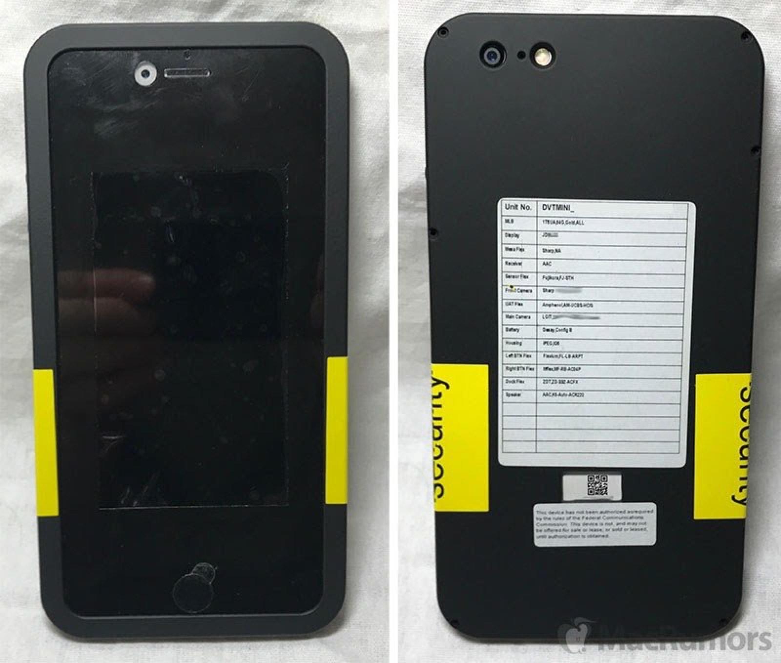 iPhone Prototype case