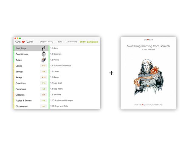 Swift Programming from Scratch: $10