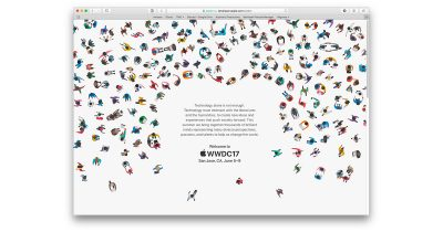 Apple's WWDC 2017 Announcement