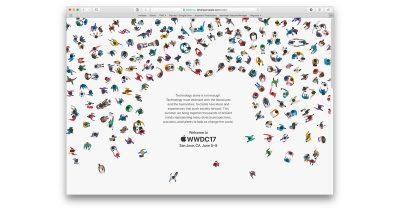 Apple's WWDC 2017 Announcement