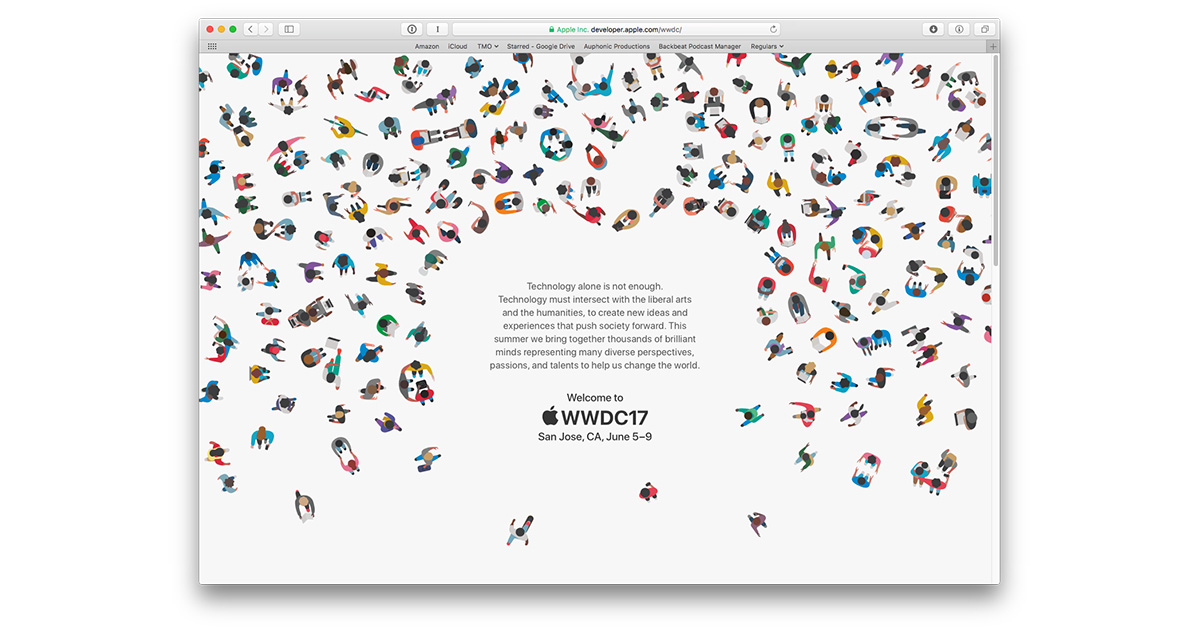 WWDC in San Jose Is Closer and Other Apple Insights