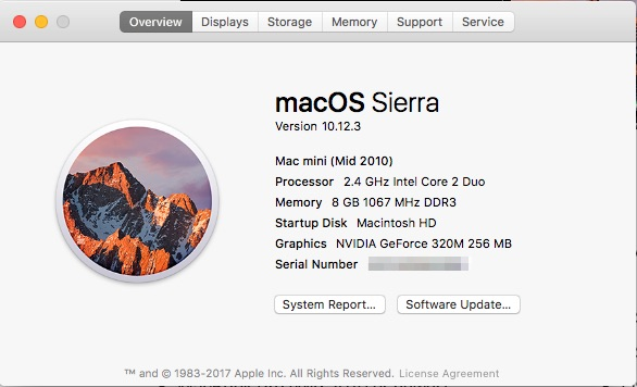 When was macOS Mojave released?