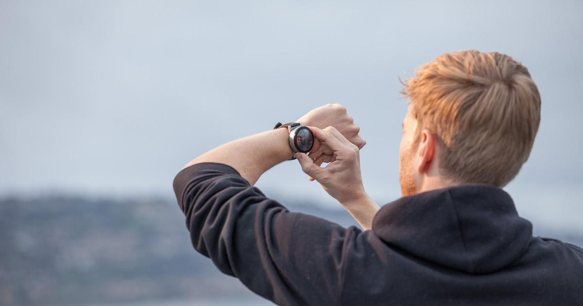 Go Go Gadget Watch With BeOnCam, a Wristwatch Camera on Indiegogo