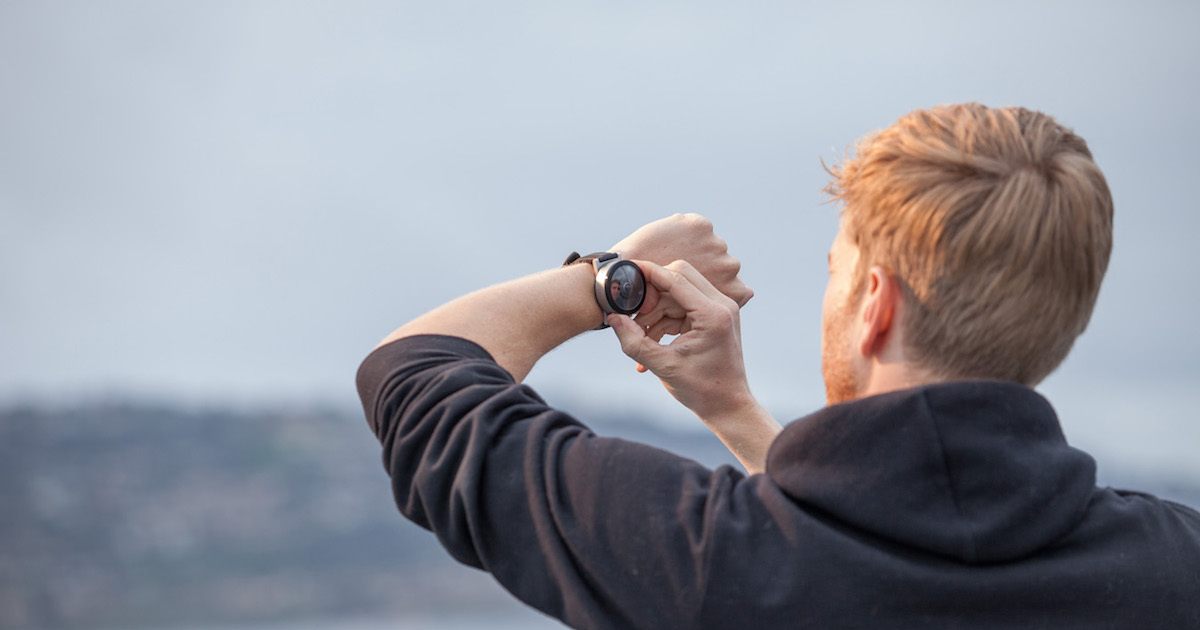 Go Go Gadget Watch With BeOnCam, a Wristwatch Camera on Indiegogo
