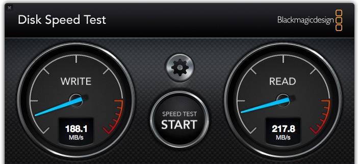 Nvme Disk Speed Test