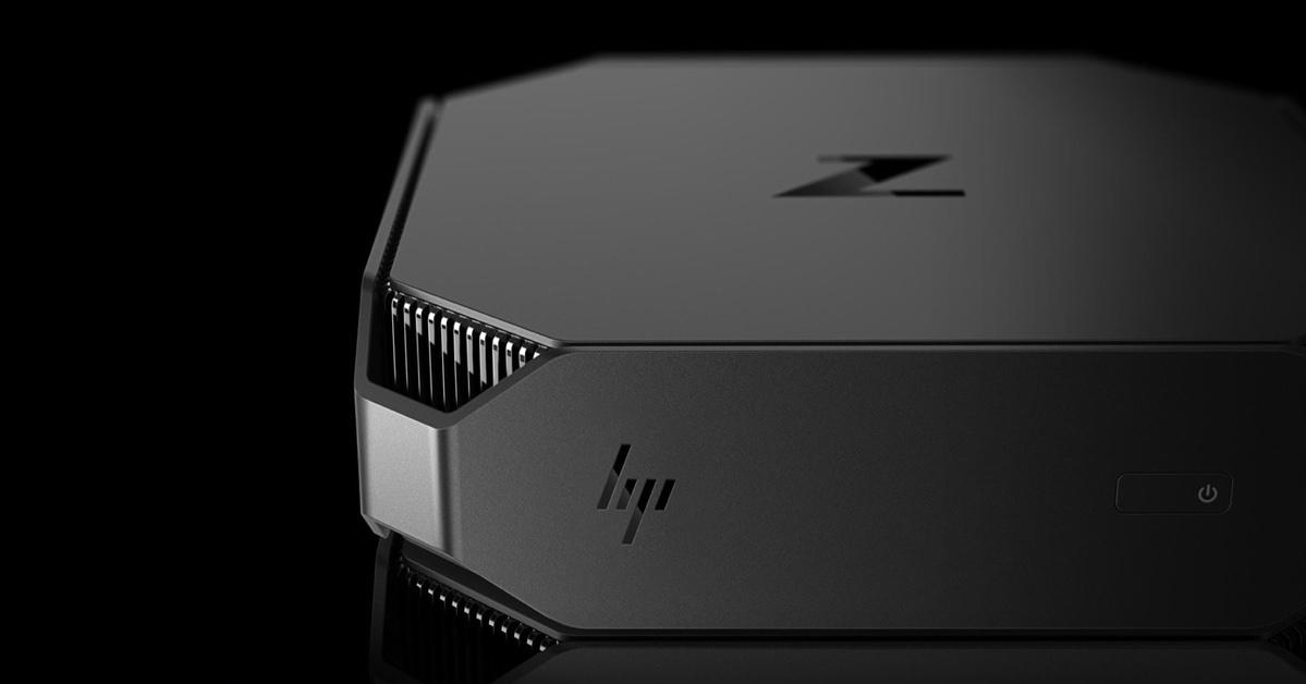 HP Z2 Mini