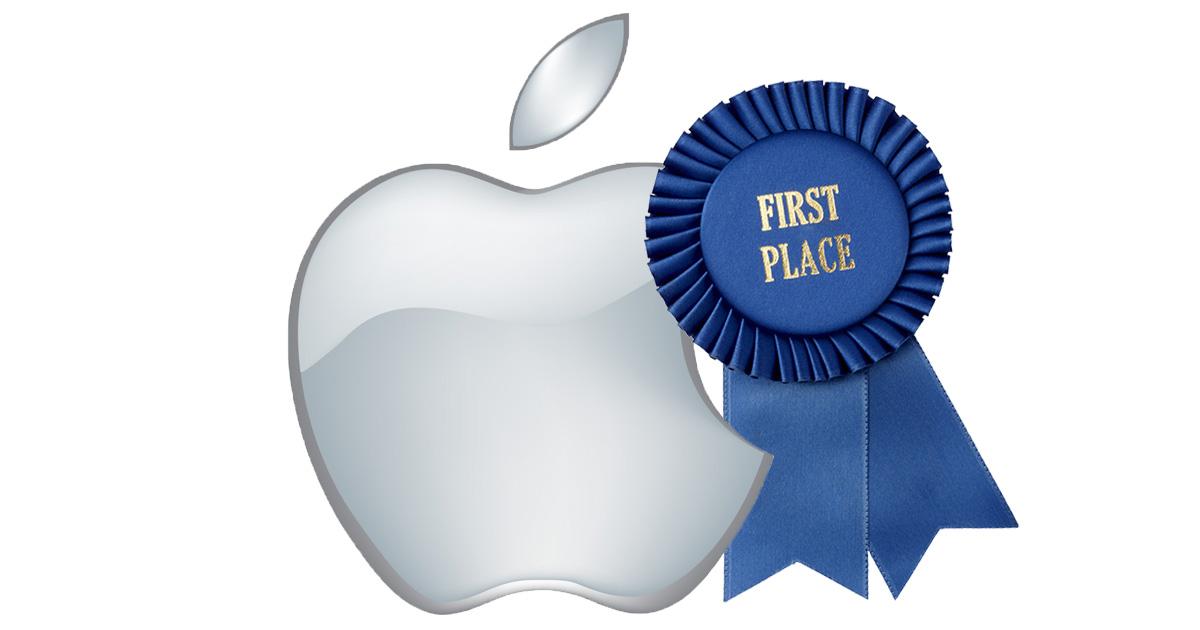 Apple gets top score in Laptop Mag's customer service report