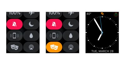 Theater Mode and SiriKit come to watchOS 3.2 for Apple Watch