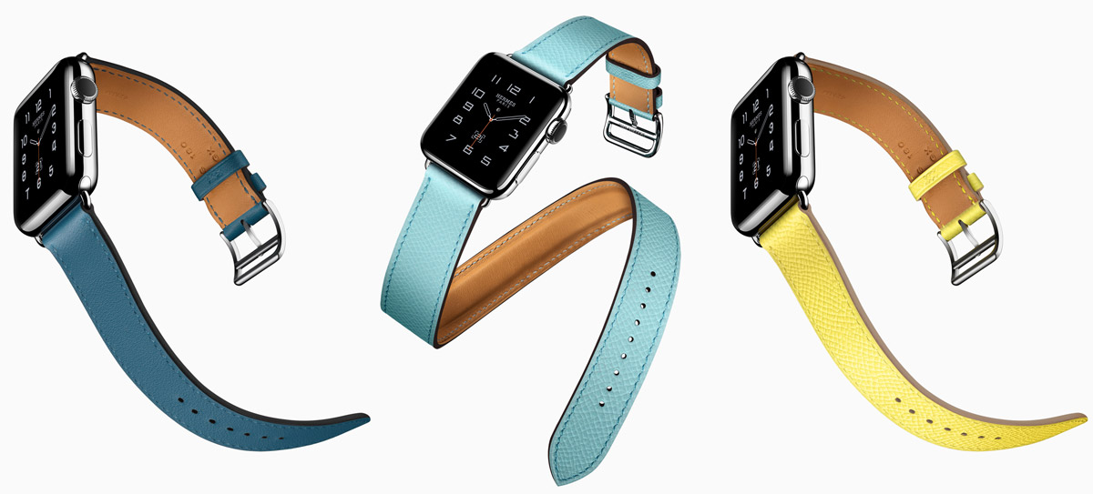 New Hermès Apple Watch Faces Coming with watchOS 5.2