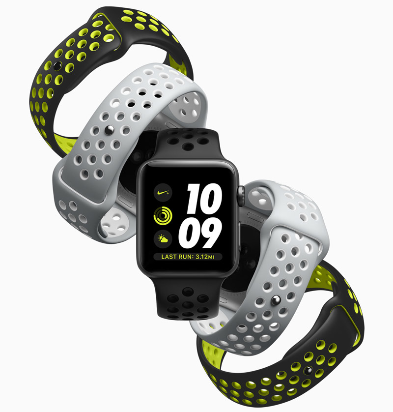 Apple Watch Nike+ Standalone Bands