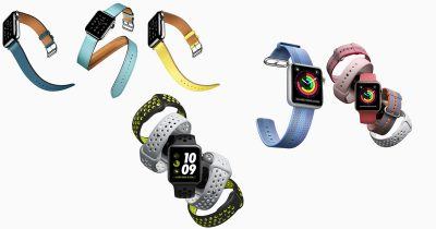 Apple Watch Spring 2017 Collection